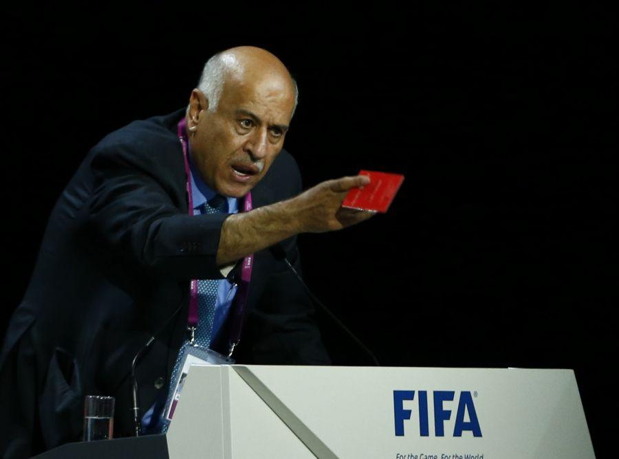 «Κόκκινη κάρτα στις ισραηλινές ομάδες που παίζουν στα κατεχόμενα»