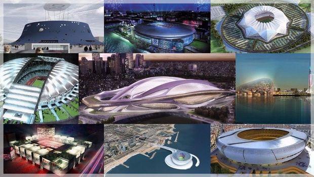 11 φανταστικά γήπεδα που έμειναν μακέτες