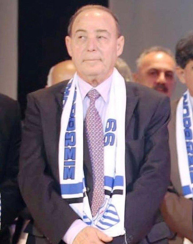 «Έφυγε» ο πρόεδρος Στέλιος Φρεναρίτης
