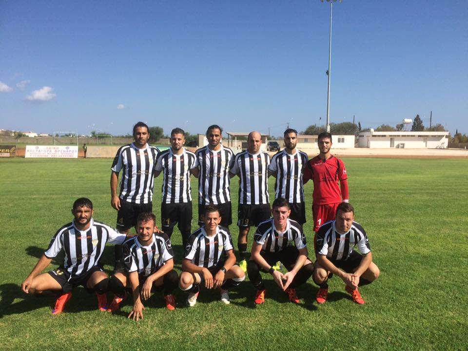 Ισόπαλος ο αγώνας Φρέναρος FC 2000 - Άτλας Αγλαντζιάς