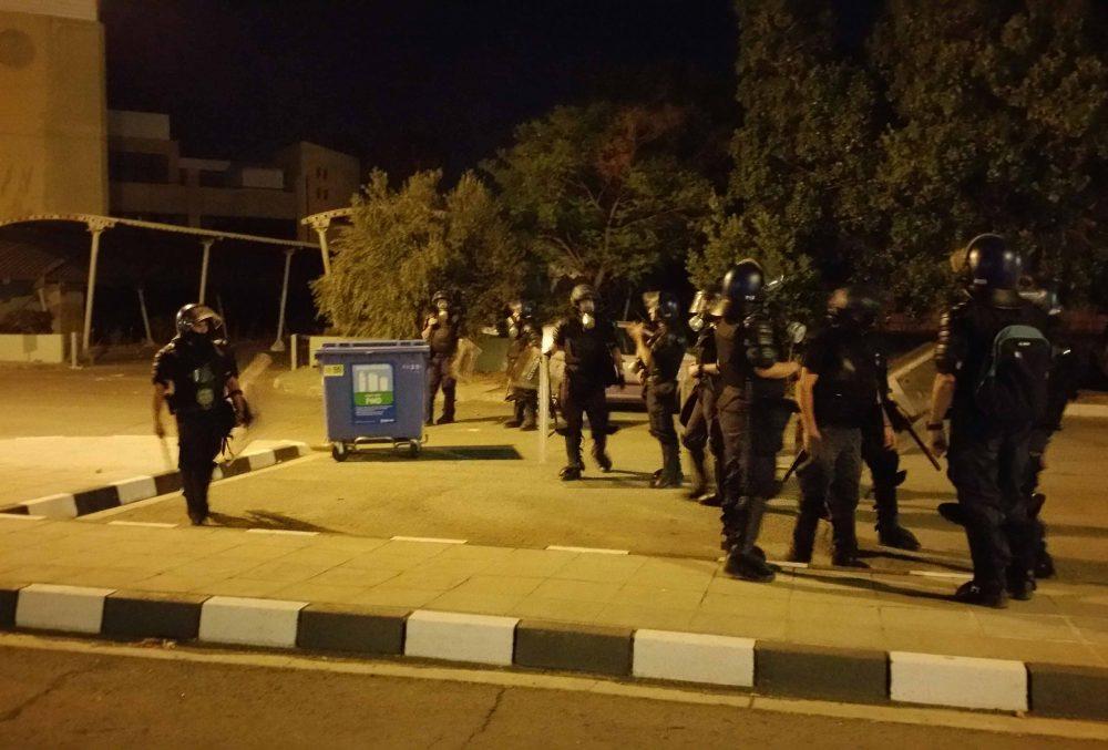 Δύο συλλήψεις για τα επεισόδια στον αγώνα φούτσαλ ΑΠΟΕΛ - Ανόρθωσης