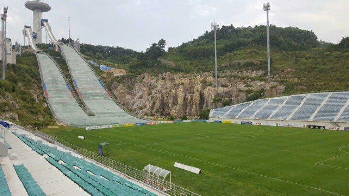 Το απίστευτο γήπεδο στο οποίο θα αγωνίζεται ο Σιέλης! (pics)