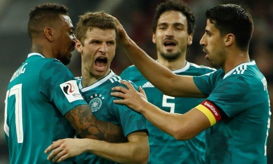 «Τέλειωσε» από την εθνική Γερμανίας τους Χούμελς