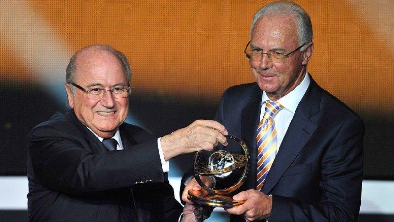 Δωροδοκίες της FIFA για το Μουντιάλ 2018