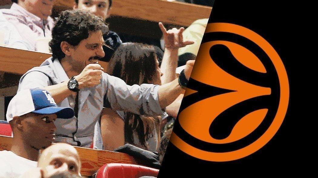 Νέα πειθαρχική δίωξη της Euroleague κατά Γιαννακόπουλου!