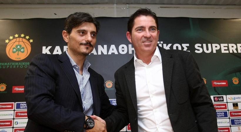 Διατήρηση του κορμού αποφάσισαν Γιαννακόπουλος-Πασκουάλ