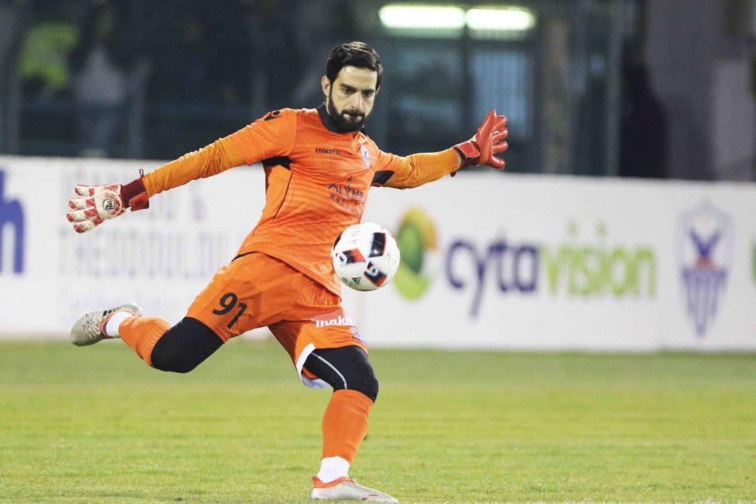 Παπαδόπουλος στο «Goal»: Το άγχος της φανέλας και τα λόγια του Λέβι