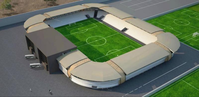 Εκδόθηκε και η άδεια οικοδομής για το γήπεδο