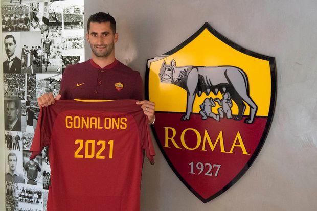 Ανακοίνωσε Γκοναλόν η Ρόμα