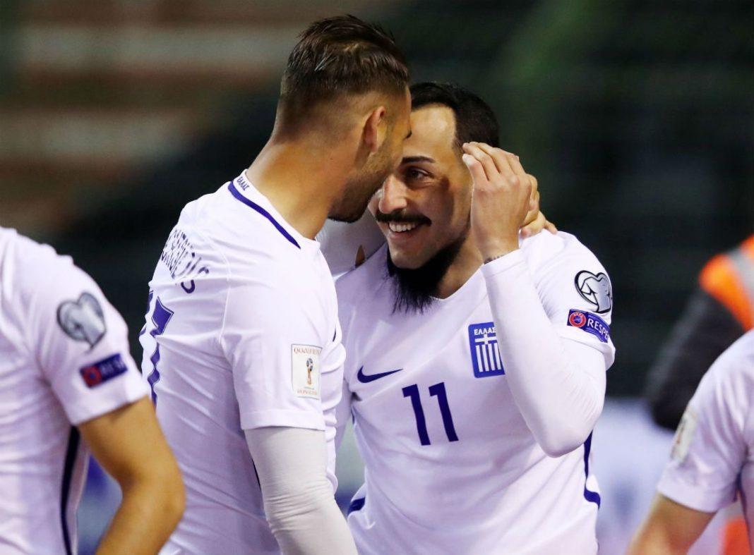 Έχασε «χρυσή» ευκαιρία η Εθνική Ελλάδας (video)
