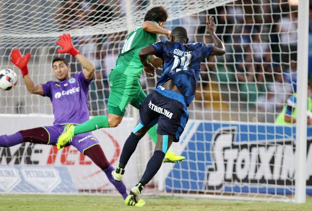 Ντά Σίλβα-Γκιέ Γκιέ: Πάρε βάλε 1-0! (video)