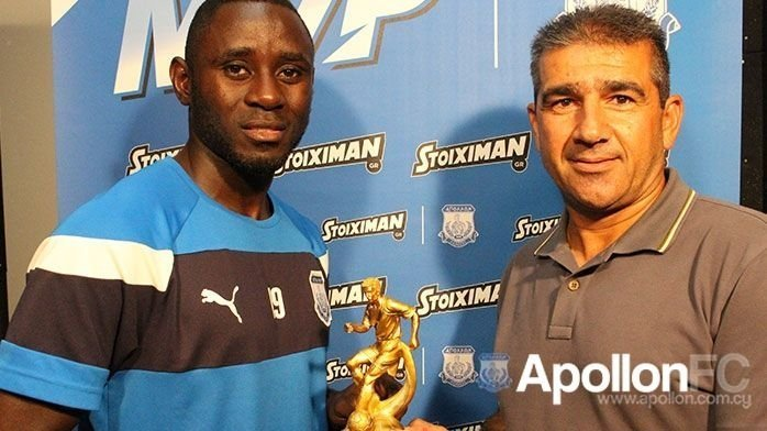 «Aντιλαμβάνομαι την απογοήτευση του κόσμου» (Stoiximan MVP... ο Άμπραχαμ Γκιέ)