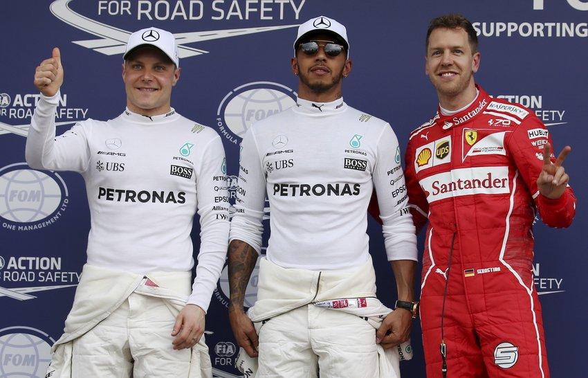 GP Αυστραλίας: Ο Hamilton στην pole position