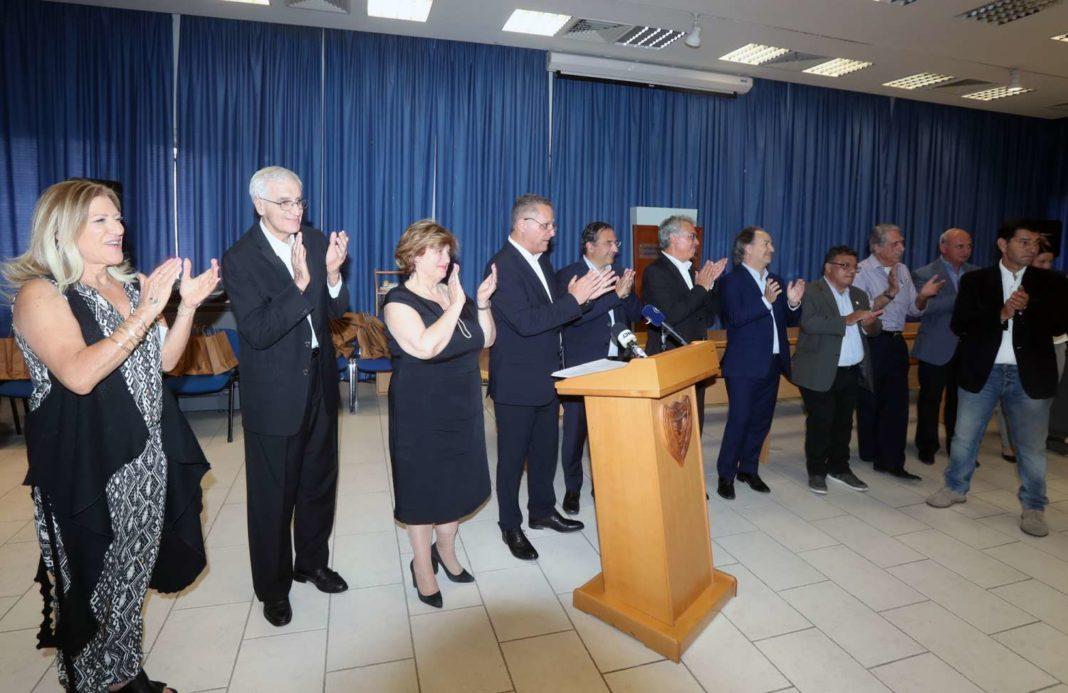 Ο Υπουργός Παιδείας τίμησε τους Κύπριους αθλητές στους Κοινοπολιτειακούς Αγώνες