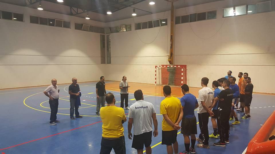 Εθνική Χάντμπολ: Η κλήση τενόψει Προκριματικών Ευρωπαϊκού Πρωταθλήματος