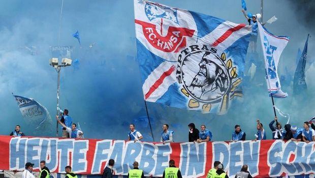Οπαδοί στη Γερμανία ανήρτησαν πανό υπέρ του Μπιν Λάντεν!