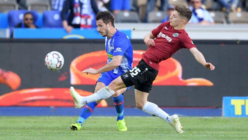 Χέρτα - Αννόβερο 0-0: Σαν να μην έγινε