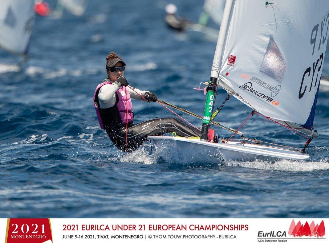 «Χρυσή» η Μαριλένα Μακρή στο ευρωπαϊκό πρωτάθλημα Κ21
