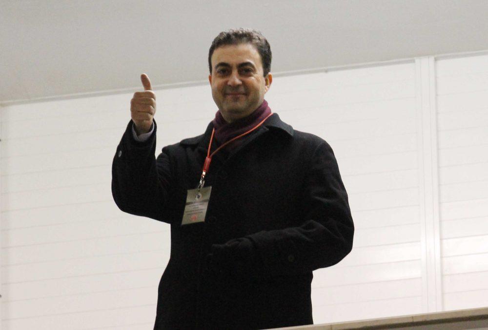 Ιερείδης: «Ακόμη περιμένω την ομάδα μου να μπει στο γήπεδο»