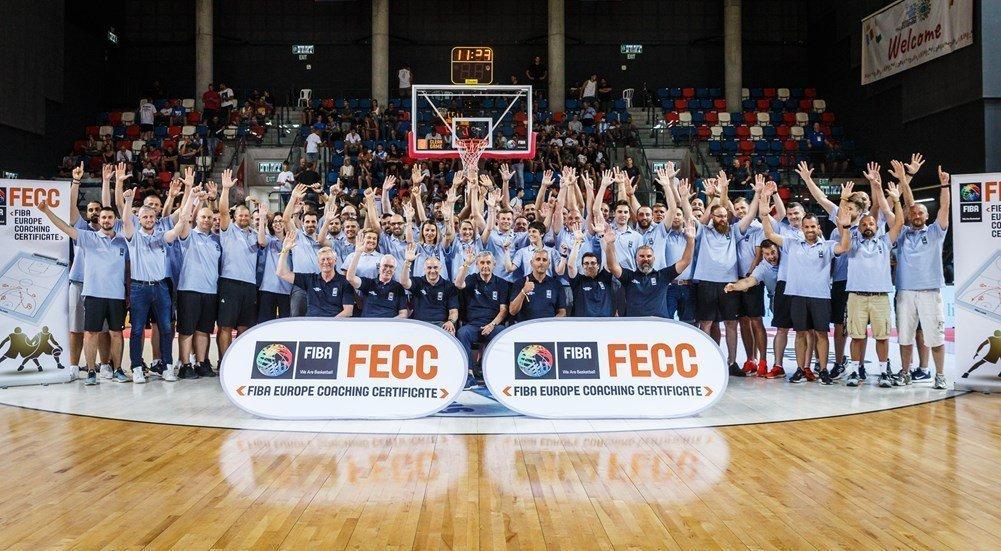 Δύο Κύπριοι προπονητές για το πρόγραμμα προπονητικής της FIBA Europe