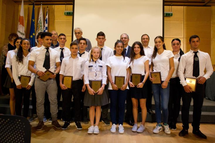 Υπουργείο Παιδείας: Ημέρα βραβεύσεων (pic)