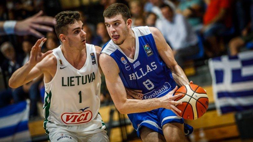 Σούπερ Ρογκαβόπουλος και πρόκριση στα ημιτελικά οι Έφηβοι!