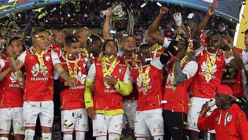 Η Σάντα Φε κατέκτησε τον τίτλο στην Κολομβία