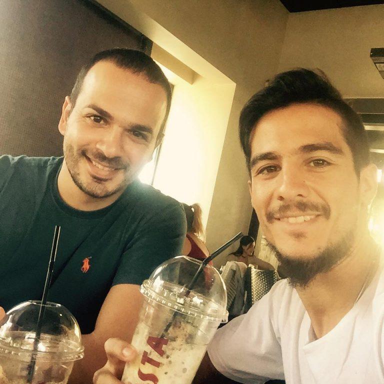 «Ώρα για καφέ μαζί με τον Μπερτόλιο»
