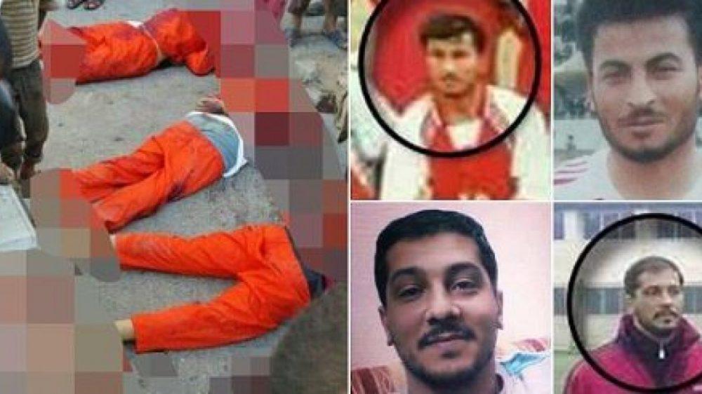 Τέσσερις Σύριους ποδοσφαιριστές αποκεφάλισε το ISIS!