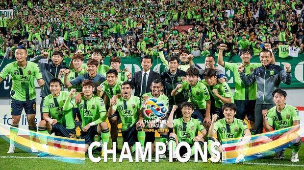 Η Jeonbuk κατέκτησε το Champions League Ασίας