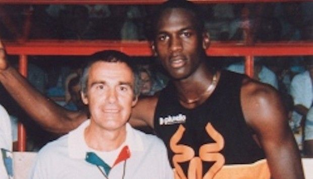 Το βράδυ που ο Jordan άλλαξε το ιταλικό μπάσκετ