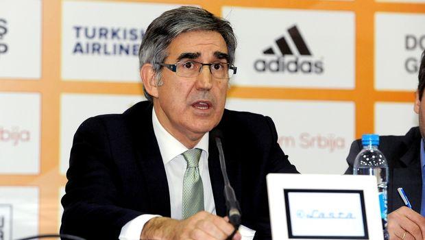 Συζητήσεις για σύνδεση της EuroLeague με το Champions League
