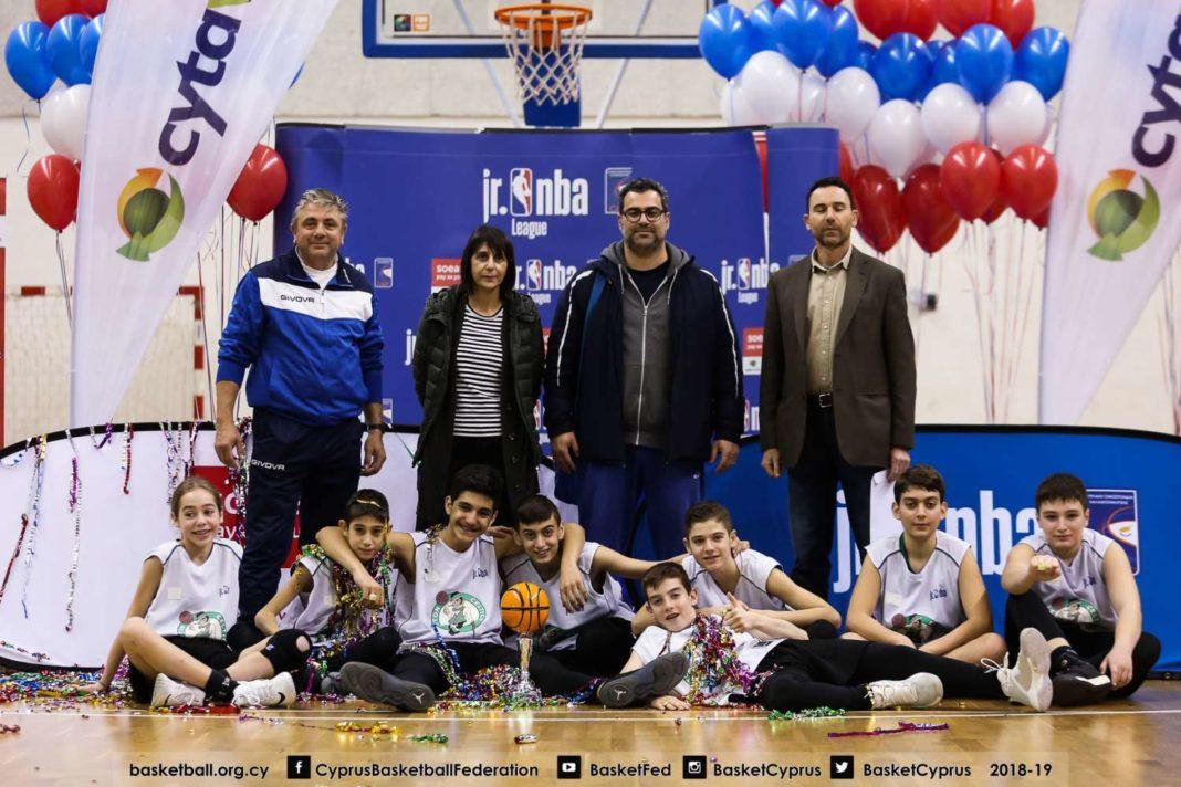 «Λαμπεροί» οι τελικοί του Junior NBA Cyprus