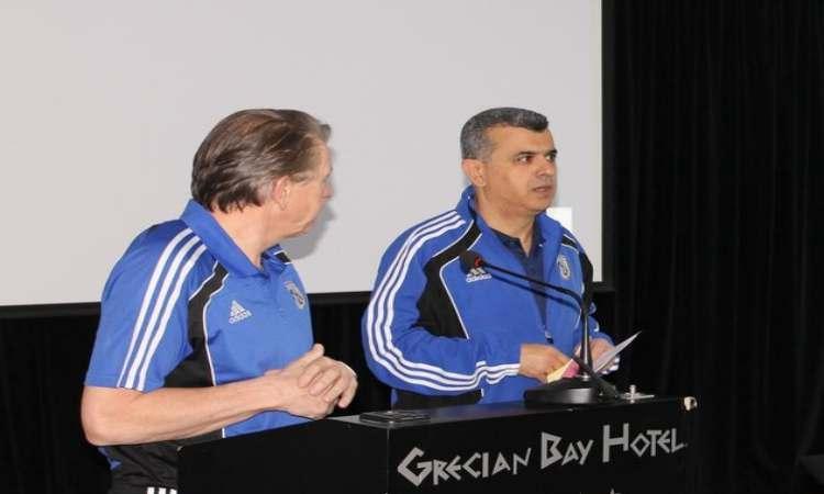 Ορισμοί Κύπριων παρατηρητών σε αγώνες του Γιουρόπα Λιγκ
