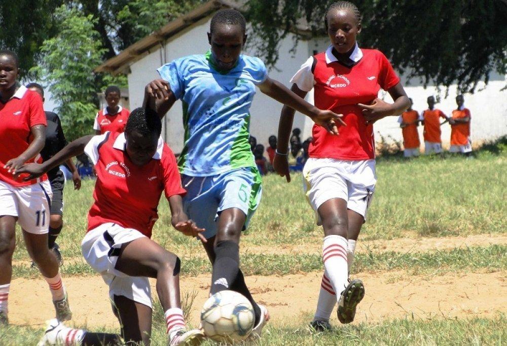 Ο Nο1 «influencer» για τα κορίτσια στην Κένυα είναι το ποδόσφαιρο