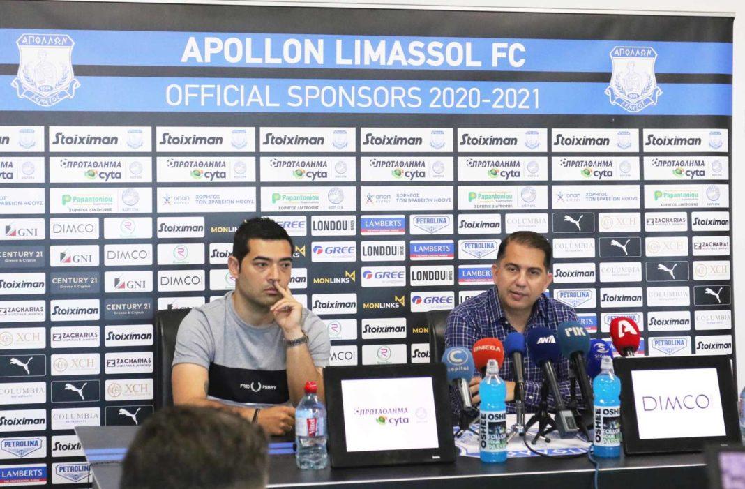 Απόλλων: Δεν θα βρει καμένη γη ο νέος προπονητής