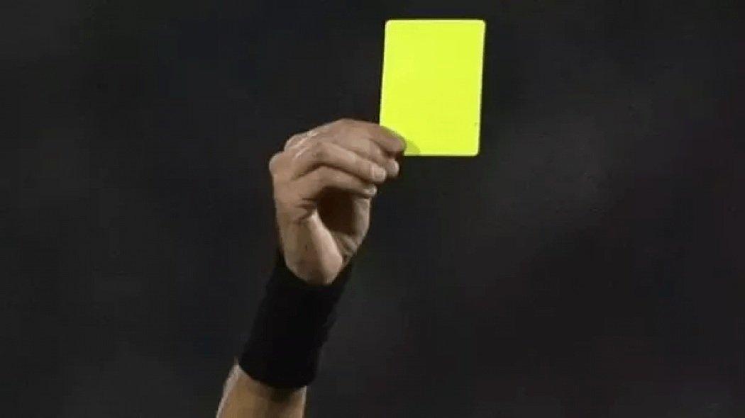 Tιμωρία έξι ετών σε παίκτη που έπαιρνε κίτρινες κάρτες για στοιχηματικούς λόγους!