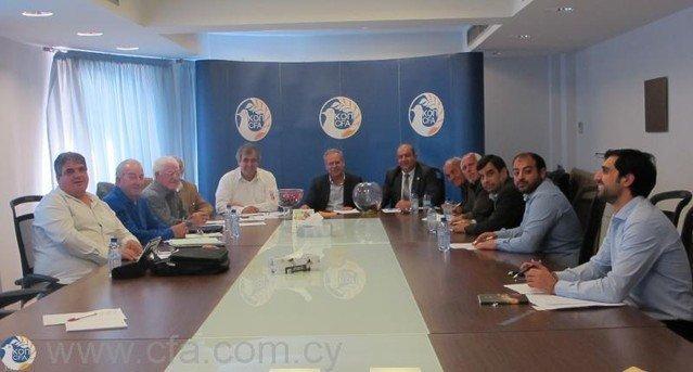 Κλήρωση προκριματικής φάσης Πρωταθλήματος Ένταξης ΣΤΟΚ