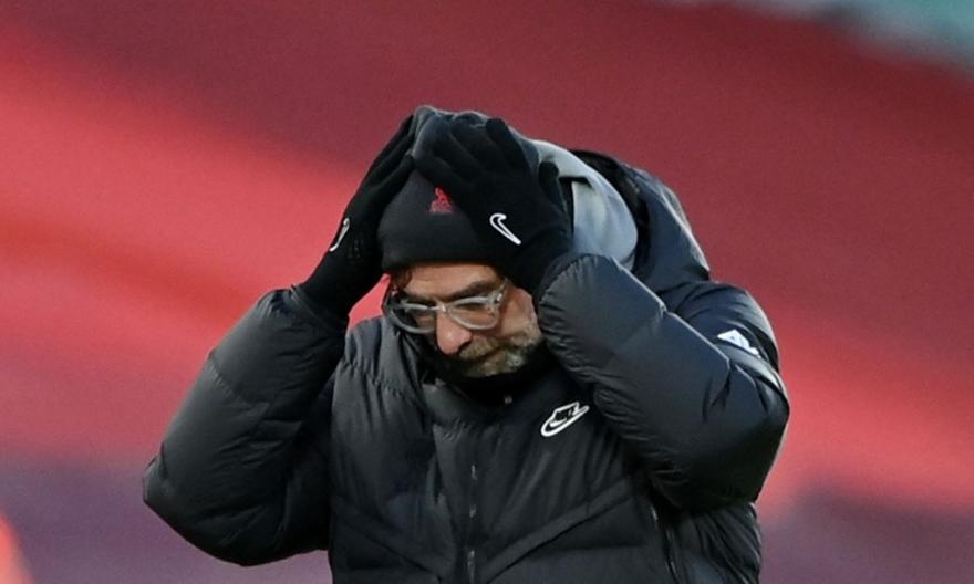 Από τη Λίβερπουλ στην... Μπενεβέντο: Οι ομάδες του ευρωπαϊκού top-5 χωρίς εντός έδρας νίκη το 2021