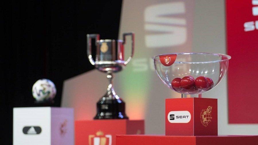 Τα ζευγάρια των ημιτελικών του Copa del Rey