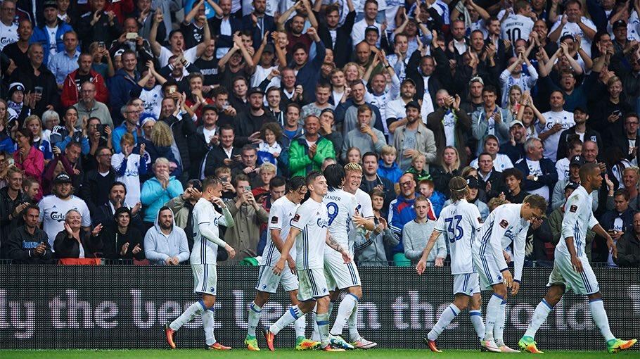 Τελικό: Κοπεγχάγη - Άαλμποργκ 1-1( χωρίς πέντε βασικούς )
