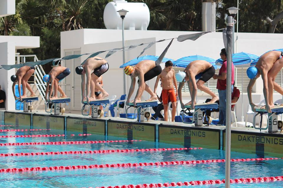 Διεθνές μίτινγκ κολύμβησης: Αισιοδοξία και ψηλές προσδοκίες