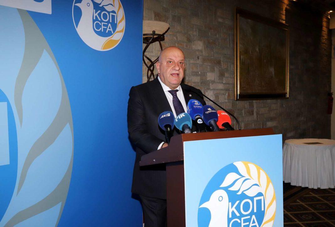 Κούμας: «Προχωράμε στη σύσταση του CFA Foundation»