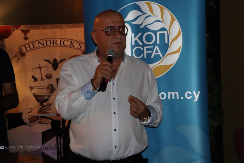 Κούμας: «Συνεχίζουμε δυνατά και προσηλωμένοι στους στόχους μας»