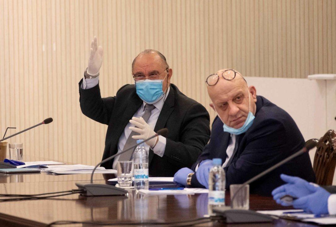 Μιχαηλίδης: «Μίλησαν με επιχειρήματα