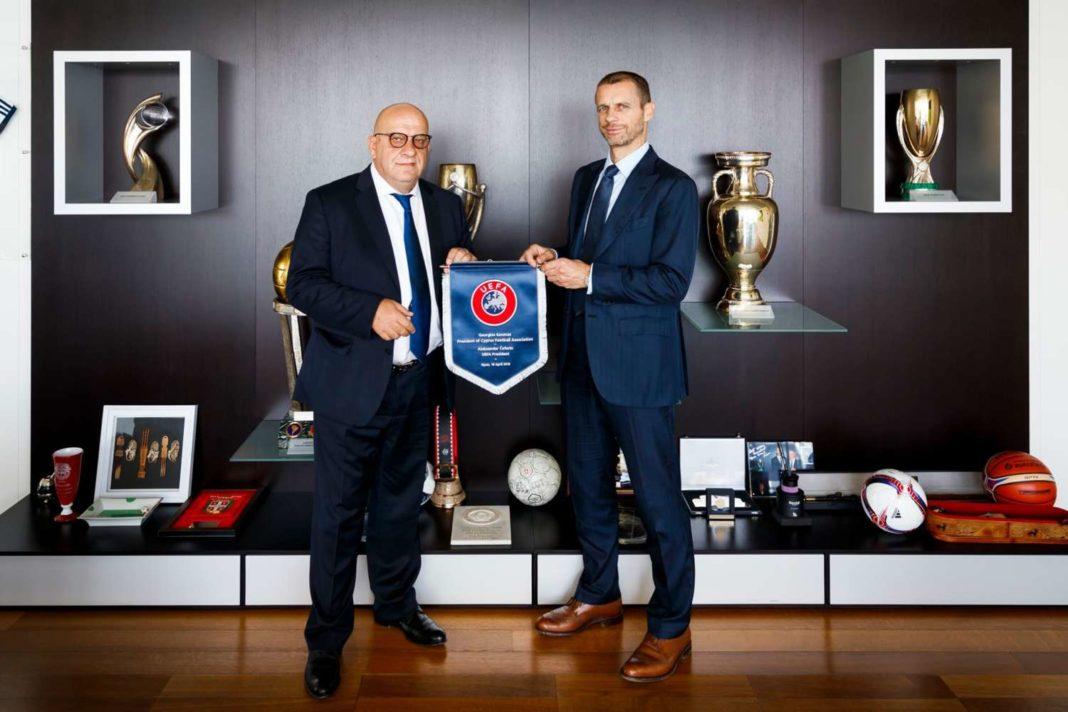 Με Γιώργο Κούμα η πιο κρίσιμη συνεδρία της UEFA