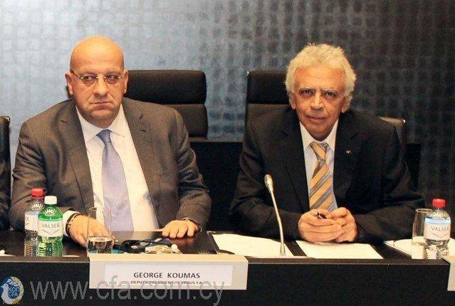 Συνάντηση με τον Πρόεδρο της UEFA