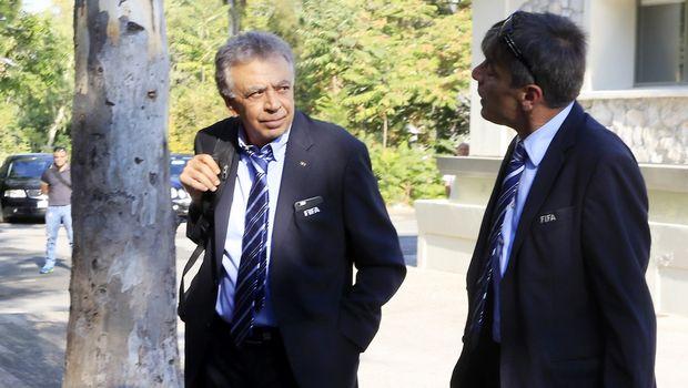To ανακοίνωσε ο Κουτσοκούμνης: Γιάννης Δρόσος ο νέος πρόεδρος της ΕΠΟ