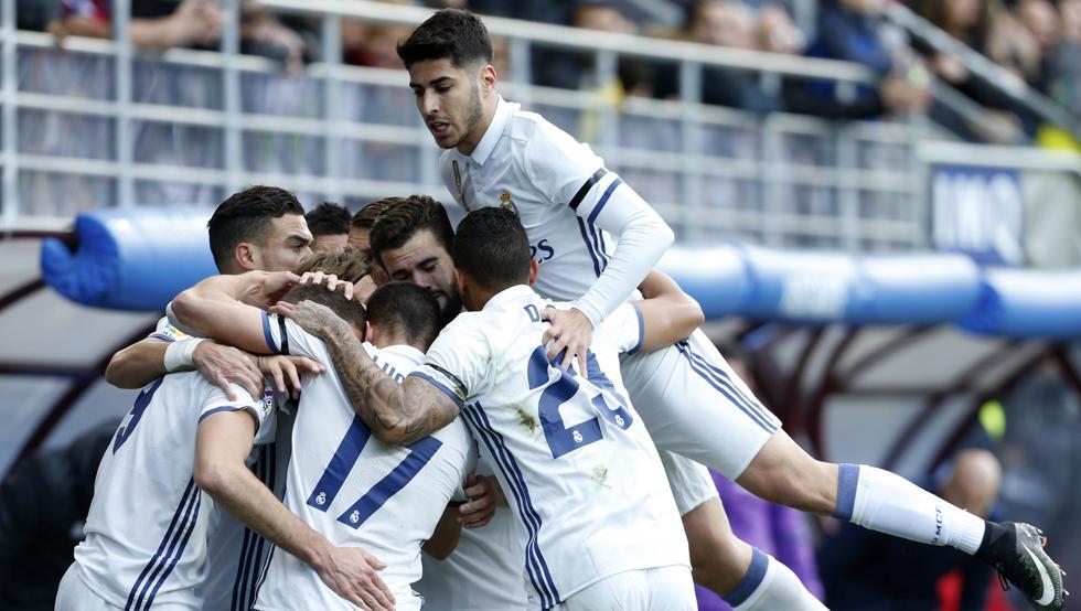 Επιστροφή στις νίκες και χωρίς Ρονάλντο η Ρεάλ Μαδρίτης (video)