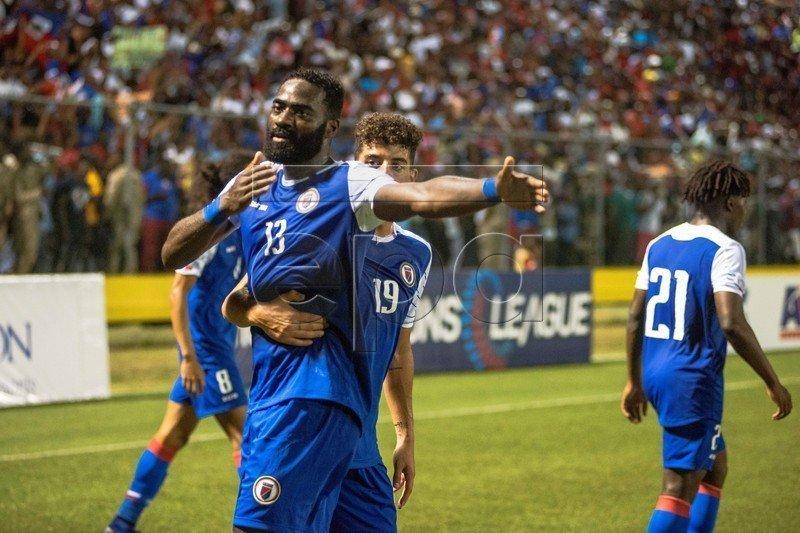 Πρόκριση με Λαφράνς στο 88' για την Αϊτή! (vid & pics)